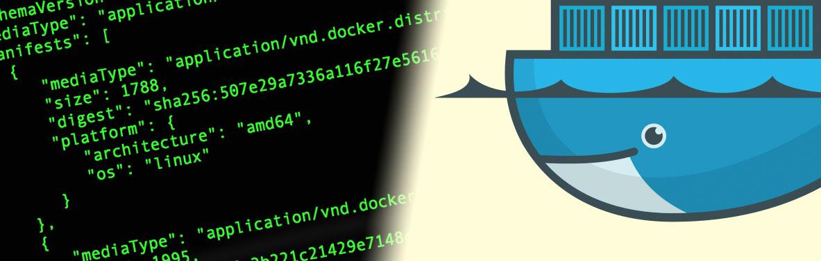Docker Manifest